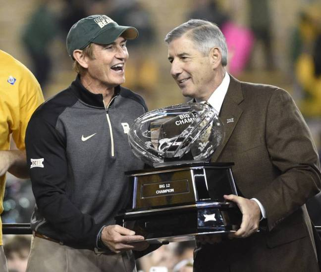 Art briles trophy