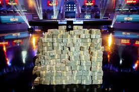 $10 Million Dollars WSOP