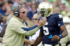 Brian Kelly Everett Golson