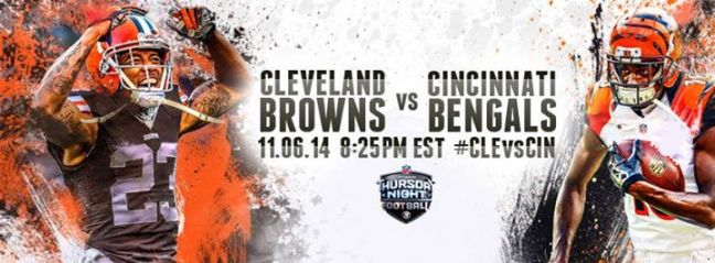 cle vs cincy feat