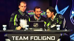 nhl all star team foligno