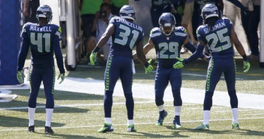 Seattle Seahawks Secondary