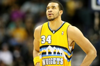 NBA: Philadelphia 76ers at Denver Nuggets