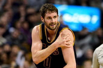 USP NBA: PLAYOFFS-CLEVELAND CAVALIERS AT BOSTON CE S BKN USA MA