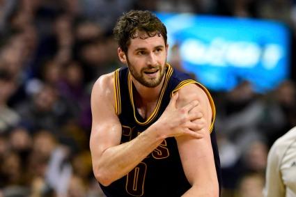 USP NBA: PLAYOFFS-CLEVELAND CAVALIERS AT BOSTON CE S BKN USA MA