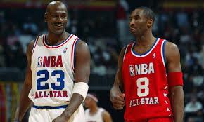 Jordan Kobe All Star