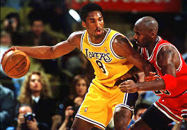Kobe Jordan Defense