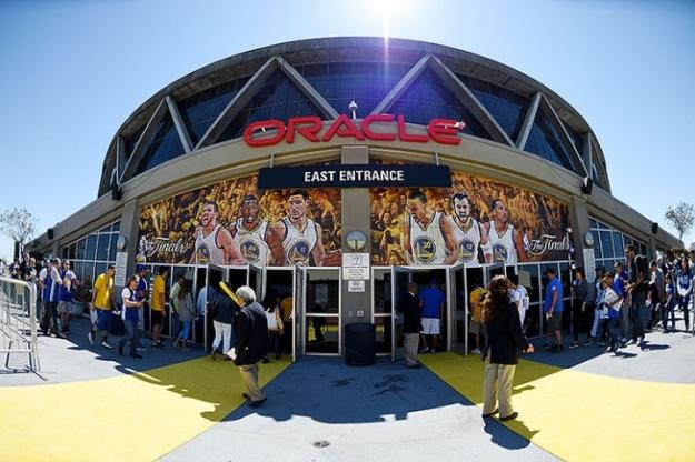 Warriors Arena