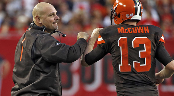 Pettine Mccown Browns