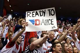 Dayton Flyers Ready To Dance