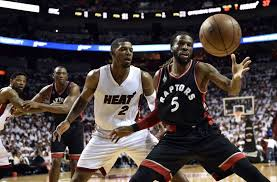 NBA Playoffs Raptors Heat
